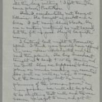 1943-02-13 Laura Davis to Lloyd Davis Page 4