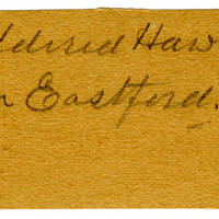Clinton Mellen Jones, egg card # 224