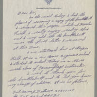 1946-01-16 Pvt. Aaron J. Batterson to Dave Elder