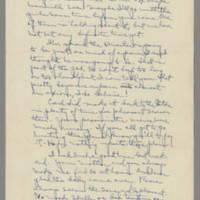 1941-10-31 Laura Davis to Lloyd Davis Page 3