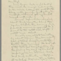 Laura Davis letters to her husband Lloyd Davis, March-December 1941