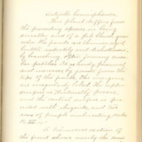 A brief description of nine species of Hepaticae found in the vicinity of Iowa City by Mary F. Linder, 1886, Page 47