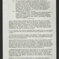 """1970-06-06 Newsletter: """"""""LULAC Glances"""""""" Page 9"""