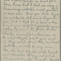 1918-11-13 Daphne Reynolds to Conger Reynolds Page 2