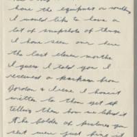 1943-12-25 Lloyd Davis to Laura Davis Page 3