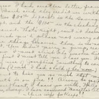 1918-04-16 Daphne Reynolds to Conger Reynolds Page 6