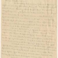 1945-05-22 John W. Graham to Mr. & Mrs. William J. Graham Page 1