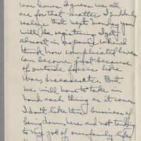 1942-02-11 Laura Davis to Lloyd Davis Page 3