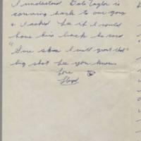 1942-02-13 Lloyd Davis to Laura Davis Page 3