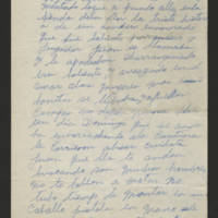 Note in Spanish Page 1