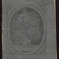 Mrs. Rowland receipt and household remedy book, Feb. 15, 1815