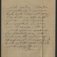 1919-04-02 Thomas Messenger to Mr. & Mrs. N.H. Messenger Page 4