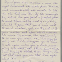 1918-02-10 Daphne Reynolds to Conger Reynolds Page 2