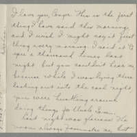 1918-07-31 Daphne Reynolds to Conger Reynolds Page 1