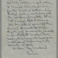 1945-07-20 Laura Davis to Lloyd Davis Page 2