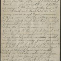 1918-06-10 Harvey Wertz to Mr. L.A. Wertz Page 2