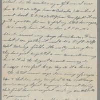 1945-09-21 Pfc. Robert L. Clark to Dave Elder Page 2