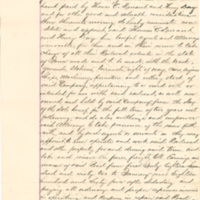 Mississippi and Missouri Railroad Company power of attorney contract for Thomas C. Durant and Henry Day, May 8, 1863