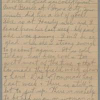 1945-07-01 Laura Hutchison to Laura Frances Davis Page 2