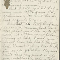 1918-04-16 Daphne Reynolds to Conger Reynolds Page 4