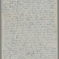 1944-02-03 Helen Fox to Bess Peebles Fox Page 1