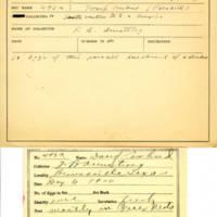 Thomas Wilmer Dewing, egg card # 682u