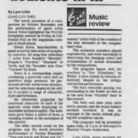 """""Iowa native wows symphony audience in RI"""""