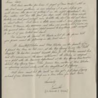 1945-02-22 Lt. Kenneth J. Blecha to Dave Elder