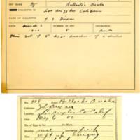 Thomas Wilmer Dewing, egg card # 413