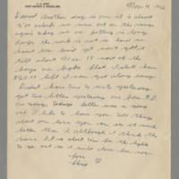 1942-11-04 Lloyd Davis to Laura Davis
