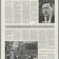 May 1970: A Special Report from The University of Iowa Page 4