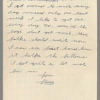 1942-08-16 Lloyd Davis to Laura Davis Page 4