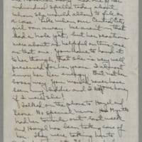 1944-01-24 Laura Davis to Lloyd Davis Page 2