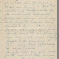 1917-09-08 Jessie M. Walton to Mrs. Francis N. Whitley Page 2