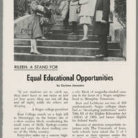 """""Equal Educational Opportunities"""" by Corinne Janssens Page 11"