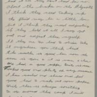 1943-01-11 Lloyd Davis to Laura Davis Page 1