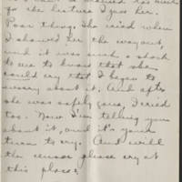 1918-03-24 Daphne Reynolds to Conger Reynolds Page 4