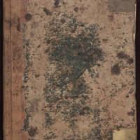Harriet Dawbarne cookbook, January 1834