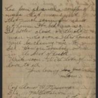 1919-03-25 Thomas Messenger to Mr. & Mrs. N.H. Messenger Page 3
