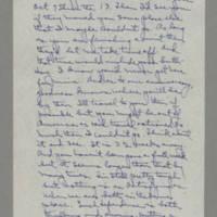 1942-09-09 Laura Davis to Lloyd Davis Page 5