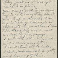 1916-07-31 Emily Reynolds to Conger Reynolds Page 5