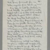 1943-11-16 Laura Davis to Lloyd Davis Page 3
