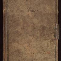 Heelis family cookbook, 1850s