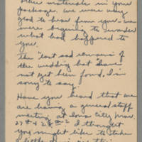 1942-03-25 Card to Laura Frances Davis
