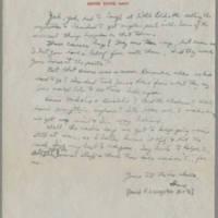 1945-08-14 David P. Livingston to Dave Elder Page 2