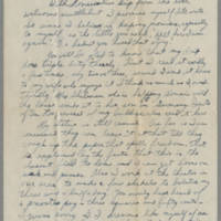 1945-09-26 Pvt. Werner Lowry to Dave Elder
