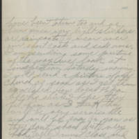 1917-10-13 Harvey Wertz to Mrs. L.A. Wertz Page 3