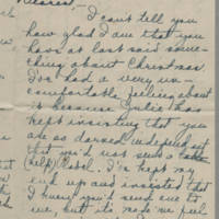 1918-11-13 Daphne Reynolds to Conger Reynolds Page 1