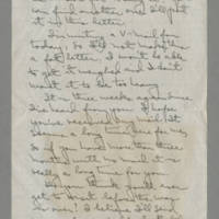 1943-07-25 Laura Davis to Lloyd Davis Page 3