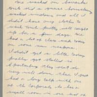 1942-09-09 Lloyd Davis to Laura Davis Page 1